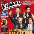Magazine officiel de The Voice, sortie le 4 avril 2012