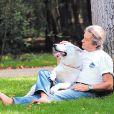 Alain Delon pour Doggy
