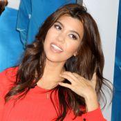 Kourtney Kardashian, enceinte, fait une chute perchée sur ses hauts talons
