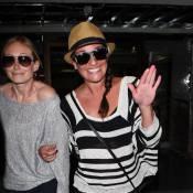 Lea Michele et Cory Monteith : Dans la piscine, c'est chaud... et officiel