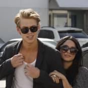 Vanessa Hudgens et son chéri Austin Butler : Virée shopping en amoureux