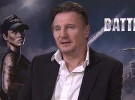 Liam Neeson : ''Je ne suis pas un grand fan des films comme Battleship''