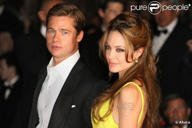 Angelina Jolie couple