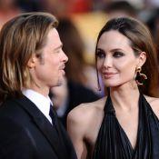 Angelina Jolie et Brad Pitt fiancés: Une énorme bague, un couple qui fait rêver