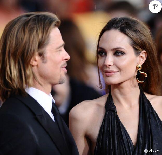 Angelina Jolie et Brad Pitt, un couple passionné qui régale les photographes à chaque sortie en amoureux