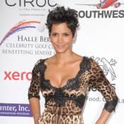 Halle Berry : Une véritable bombe décolletée avec son fiancé Olivier Martinez
