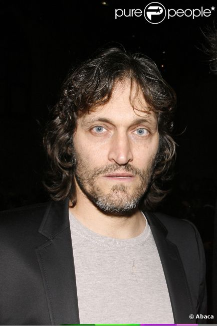 Vincent Gallo, en janvier 2009 à Paris.
