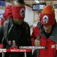 Morta et Loulou dans Pékin Express - Le Passager Mystère sur M6 le mercredi 25 avril 2012