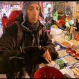 Joël dans Pékin Express - Le Passager Mystère sur M6 le mercredi 25 avril 2012