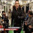 Stéphane Rotenberg dans Pékin Express - Le Passager Mystère sur M6 le mercredi 25 avril 2012
