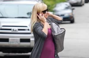 Reese Witherspoon, enceinte : Un look stylé mais pas de sourire