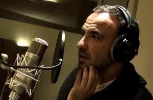 Nikos Aliagas : Répétitions en studio avant de monter sur scène