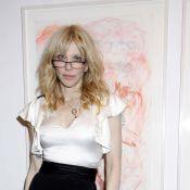 Courtney Love, en guerre avec sa fille Frances, dévoile ses oeuvres tourmentées