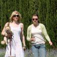 Courtney Love et sa fille Frances Bean Cobain à Beverly Hills, le 7 mai 2006.