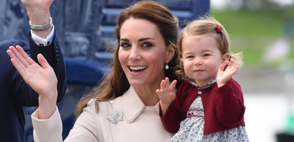 Kate Middleton, paroles de maman