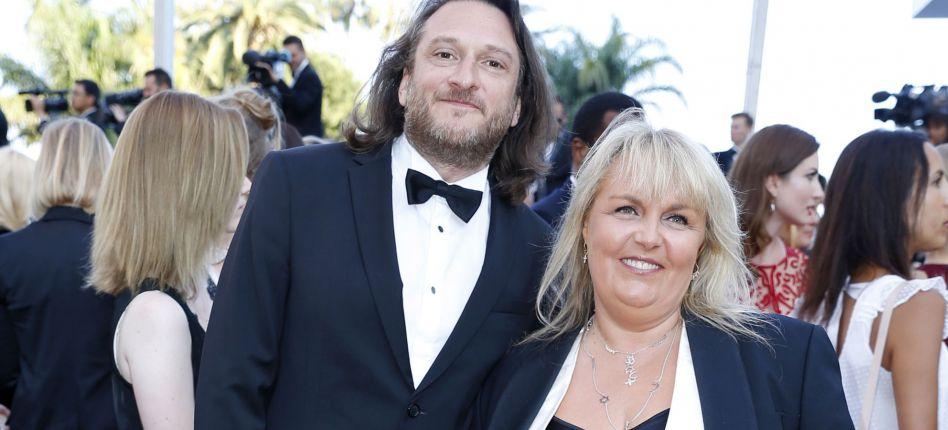 Montée des marches et folle soirée avec Régis à Cannes