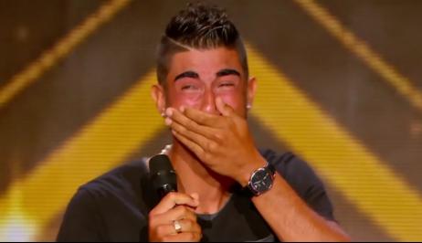 Son touchant numéro émeut Éric Antoine aux larmes