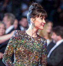 Sophie Marceau à Cannes