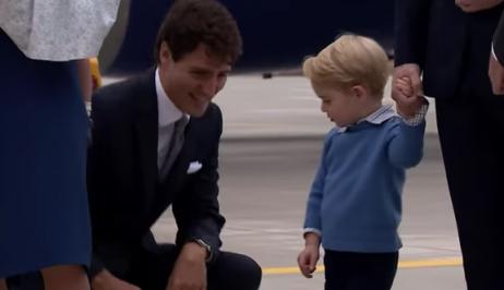 Kate Middleton et William au Canada