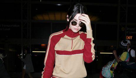Kendall Jenner et Victoria Beckham, stylées dans les airs