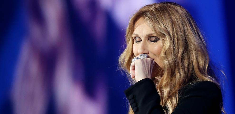 Céline Dion à l'AccorHotels Arena